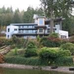Lake Samish front of house 2
